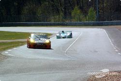 #83 Seikel Motorsport Porsche 911 GT3 RS: Gabrio Rosa, Alex Caffi