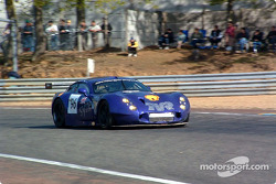 #96 Chamberlain - Synergy Motorsport TVR Tuscan 400R: Nigel Greensall