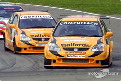Matt Neal and Dan Eaves