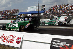Ron Capps and John Force