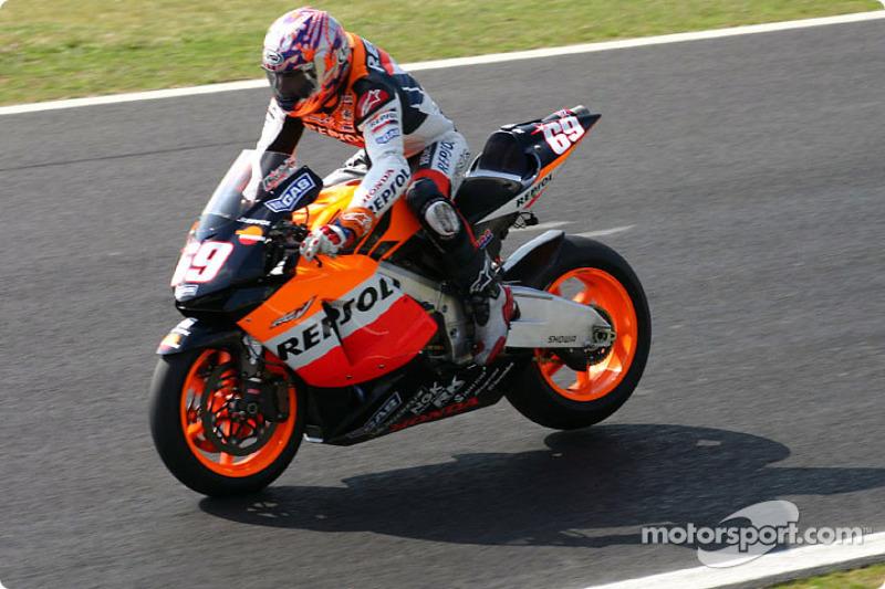 2004: MotoGP - Repsol Honda Team, Honda RC211V