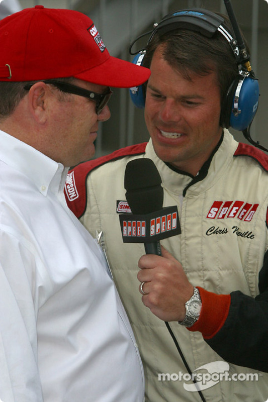 Interview de Chip Ganassi