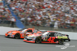 Robby Gordon and Jamie McMurray