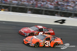 Robby Gordon and Kasey Kahne