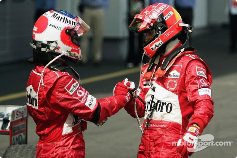 2004 Európa GP, Ferrari F2004