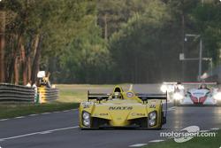 #24 Welter Racing WR: Yojiro Terada, Patrice Roussel, Olivier Porta