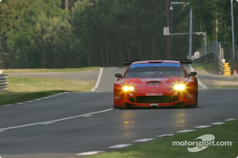 Colin McRae in Le Mans