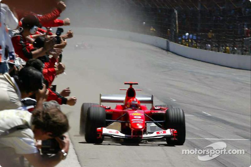 Gran Premio de Estados Unidos 2004