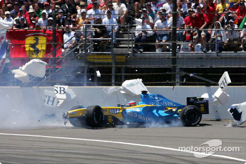 Grand Prix der USA 2004 in Indianapolis