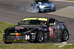# 34 of Harold Linville and Terry Heath-Nissan 350Z