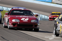 #86 of Bob Henderson and Chip Herr- Toyota Supra