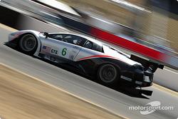 #6 Krohn Barbour Racing Lamborghini Murcielago R-GT: Tracy Krohn, Dave McEntee