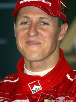 Conferencia de prensa FIA: Michael Schumacher