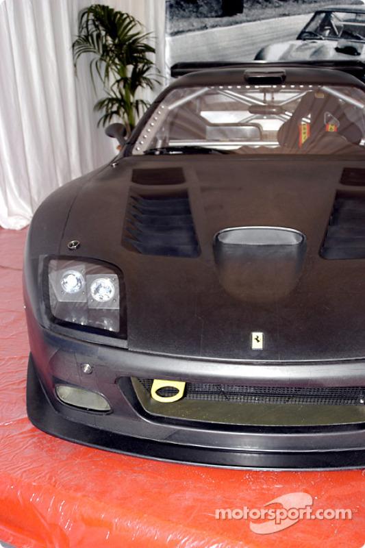 Ferrari 575 GTC - version compétition