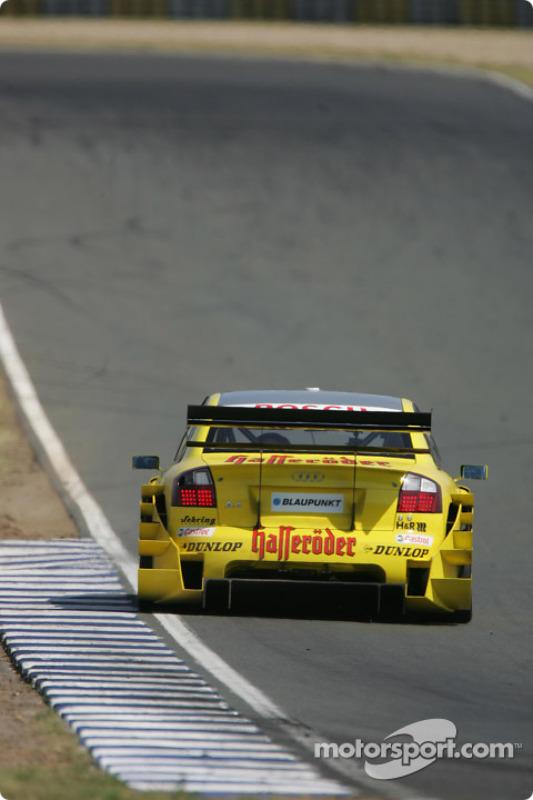 Tom Kristensen, Team Abt Sportsline, Audi A4 DTM 2004
