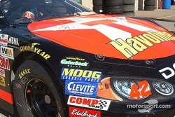 Jamie McMurray's #42 Texaco/Havoline Dodge