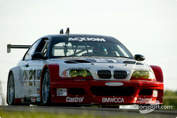#21 Prototype Technology Group BMW M3: Bill Auberlen, Justin Marks