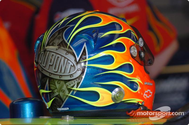 El casco de Jeff Gordon