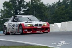 #21 Prototype Technology Group BMW M3: Bill Auberlen, Justin Marks