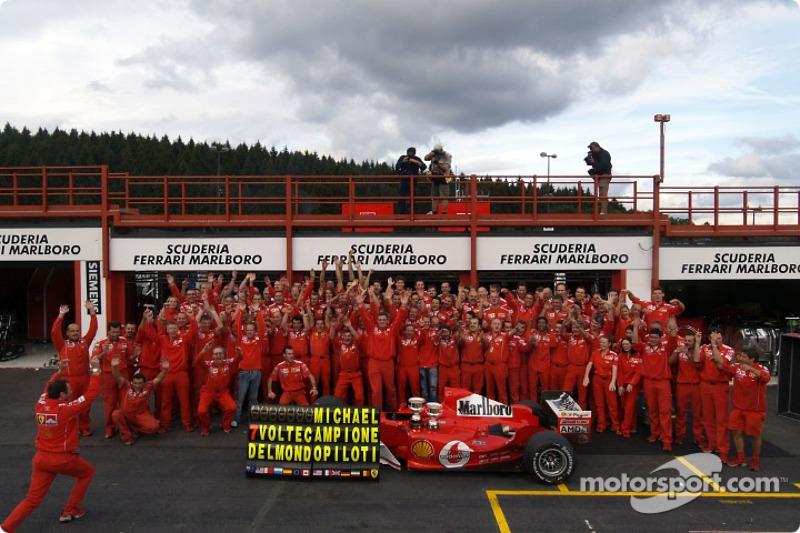 1º Ferrari