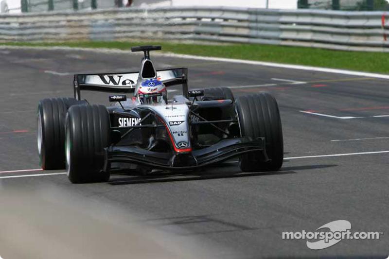 2004: Kimi Räikkönen (McLaren-Mercedes MP4-19B)