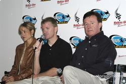L'annonce de l'arrivée de Jeff Burton chez Richard Childress Racing