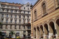 Carte postale de Budapest