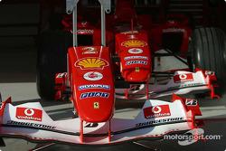 Ferrari noses