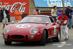 La Ferrari 275 GTB/C n°15 1965, Ben Walton