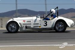 #3 1949 Jaguar-Parkinson Special, John Buddenbaum