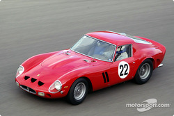 #22 1962 Ferrari 250 GTO, Tom Price