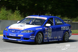 Laurence Oliva (n°77 BMW 325is)