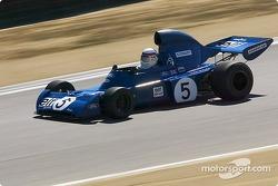 #5 1972 Tyrrell 005, Don Edwards