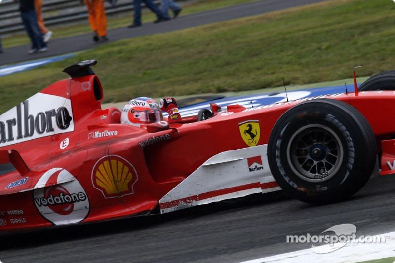 2004. Переможець: Рубенс Баррікелло, Ferrari