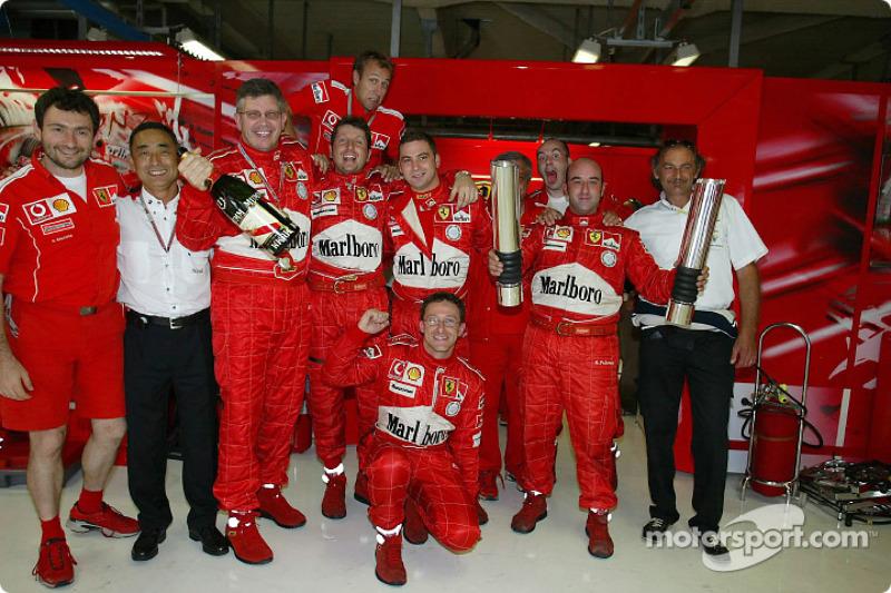Ferrari выигрывала домашний Гран При 18 раз – чаще всех остальных