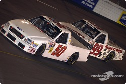 Jon Wood et Carl Edwards