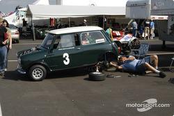 Morris Cooper-S 1964 driven by John Gorsline
