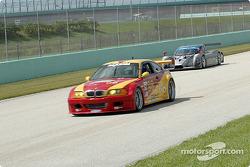La BMW M3 n°98 Alegra Motorsport/GT Technologies : Carlos DeQuesada, Brian Cunningham