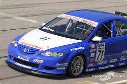 Shauna Marinus (n°71 Mazda Protegé ES)