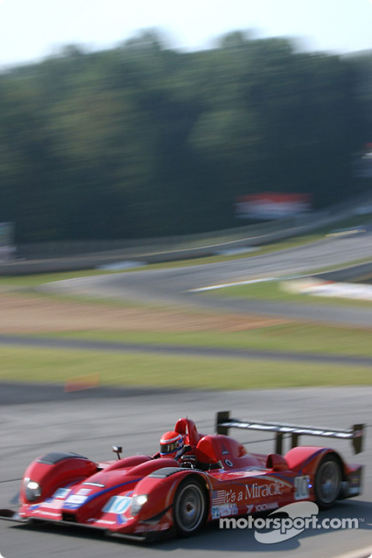 La Courage AER n°10 Miracle Motorsports : Ian James, James Gue, John Macaluso