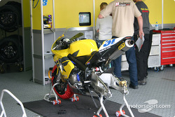 Honda CBR 600 Muggeridge