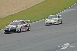#77 G&W Motorsports Porsche GT3 RS: Mark Greenberg, Spencer Pumpelly
