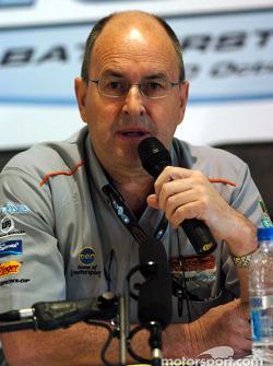 AVESCO chairman Tony Cochrane announces new plans for the series