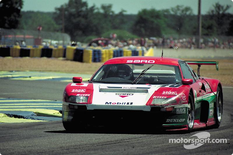 1996: Toyota Supra LM (Foto: SARD MC8-R)