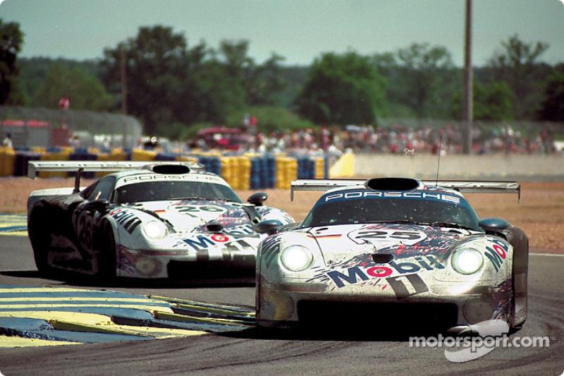 1996: Porsche 911 GT1