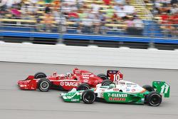 Tony Kanaan, Andretti Autosport and Dario Franchitti