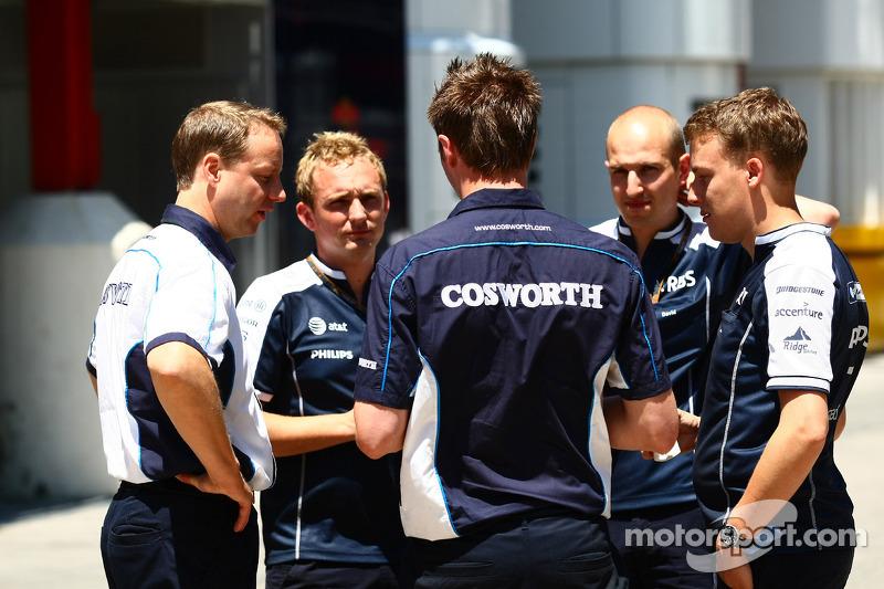 Cosworth bespreking