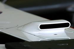BMW Sauber F1 Team f-Duct