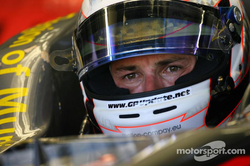 Christian Klien, testrijder, Hispania Racing F1 Team
