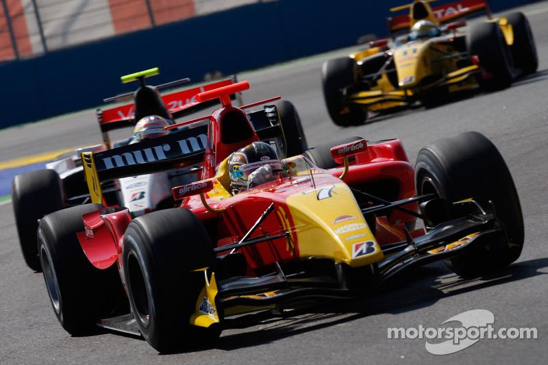 Dani Clos rijdt voor Pastor Maldonado en Jerome D'Ambrosio